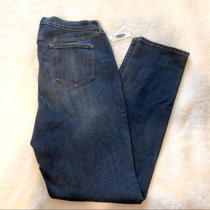 NWT Old Navy Curvy Mid-Rise Jeans Size 16 Tall
